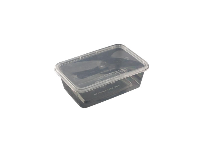 Thin-walled Meal Box
